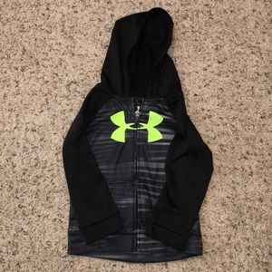 4T Under Armour Full Zip Jacket